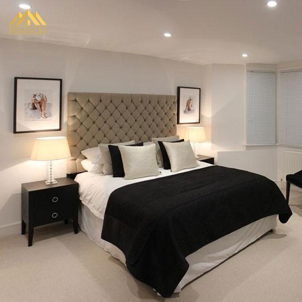 10 mẫu đèn led âm trần phòng ngủ ấn tượng