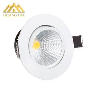 Đèn led spotlight âm trần 7w