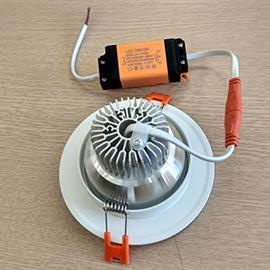 Cách thay đèn led âm trần chỉ với 3 bước nhanh gọn