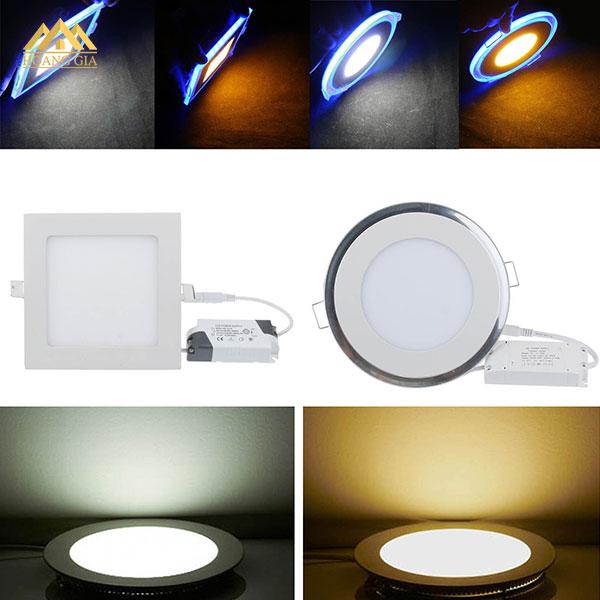 Tìm hiểu về cấu tạo đèn led âm trần