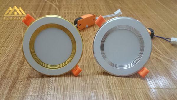Cơ chế hoạt động và ứng dụng đèn led âm trần 3 màu
