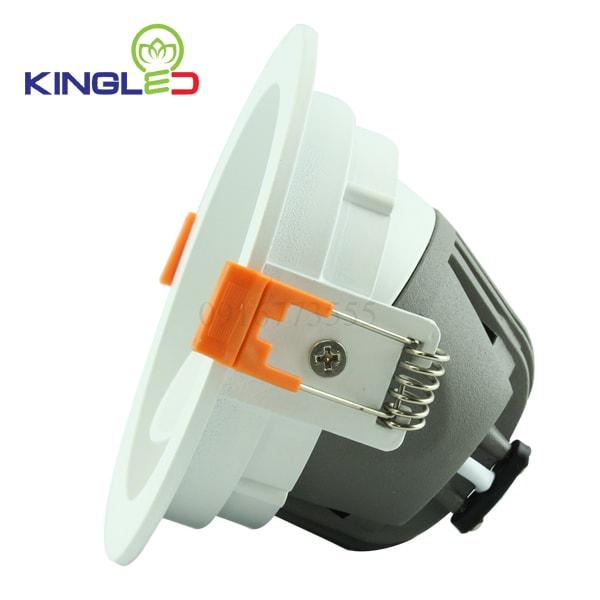Đèn led spotlight Kingled 10w tròn DLR-10-T115