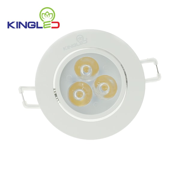 Đèn led spotlight Kingled 3w DLR-3-T85