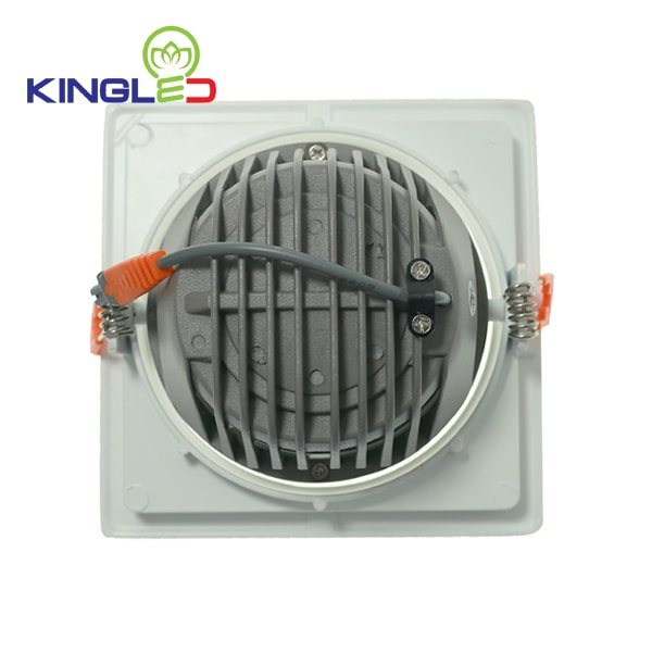 Đèn led spotlight Kingled 30w vuông DLR-30-V180