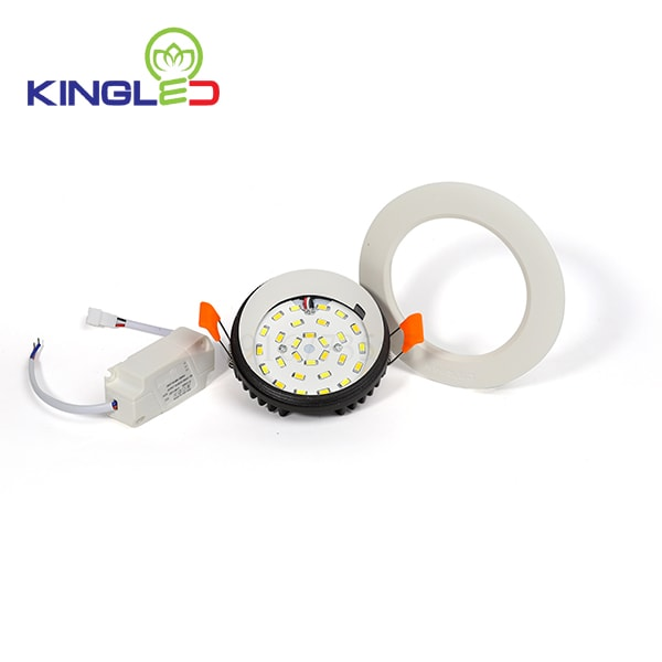 Đèn led downlight Kingled 12w DL-12-T140