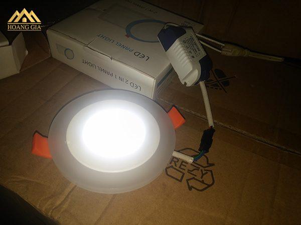 Lợi ích khi sử dụng đèn Led âm trần 2 màu