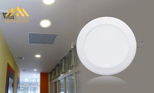 Đèn led âm trần D110, đèn downlihgt kích thước lỗ khoét phi 110mm