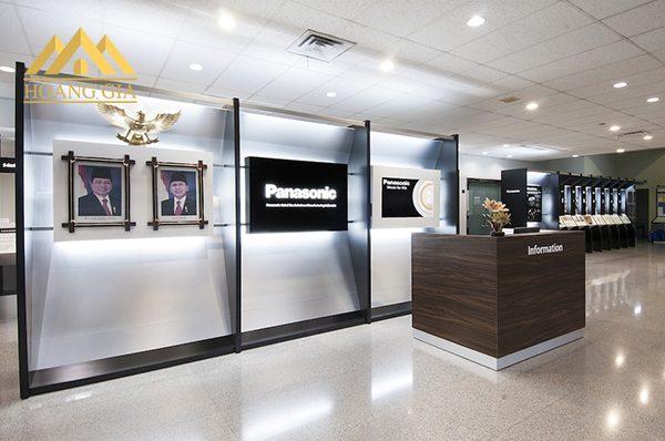 Không gian đầy tiện nghi cùng đèn led âm trần Panasonic