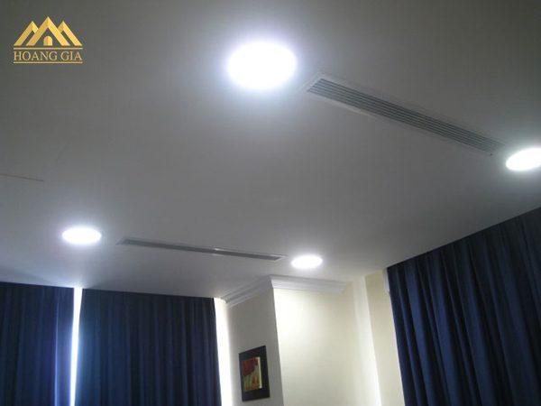 Đèn led downlight âm trần tán quang - Đèn led âm trần tán quang Hà Nội