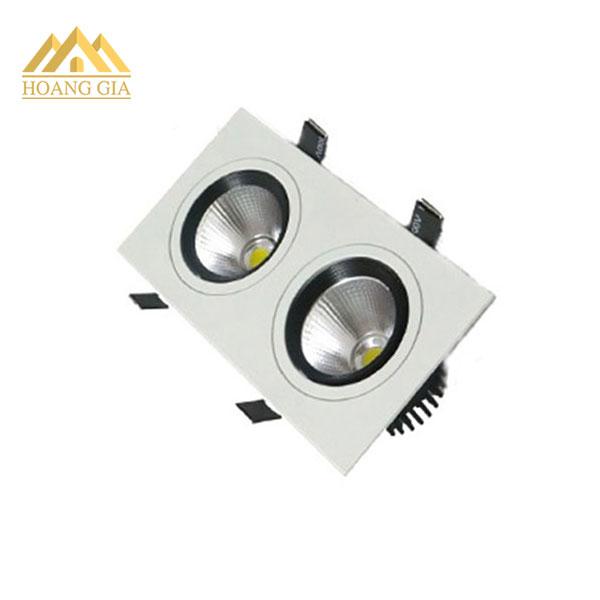 Đèn spotlight âm trần giải pháp chiếu sáng hiện đại cho ngôi nhà sáng hơn
