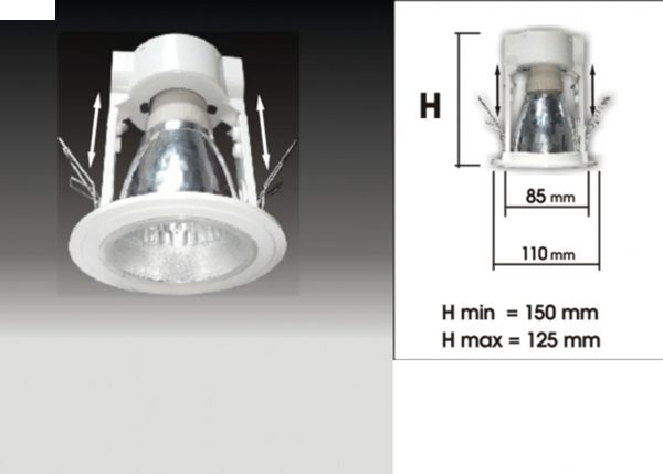 Đèn downlight Lioa