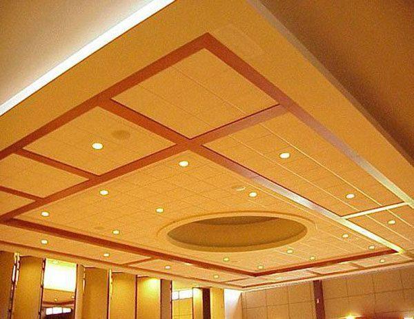 Có nên kết hợp trần nhựa với đèn led âm trần cho phòng ngủ hay không?