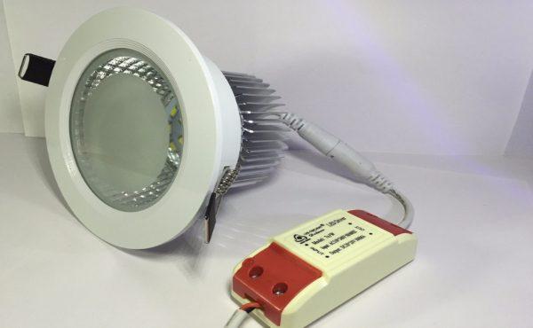 đèn led âm trần Toplight