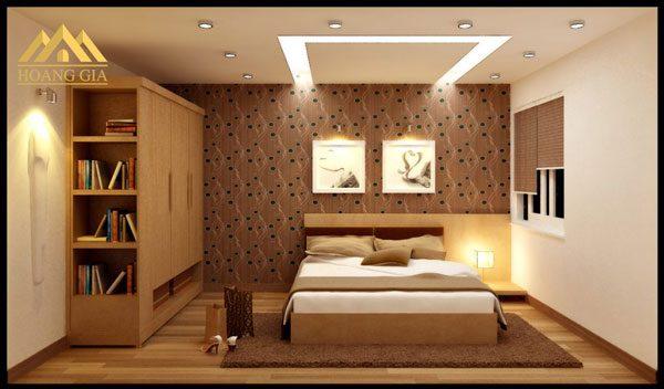 cách lựa chọn đèn led âm trần cho phòng ngủ