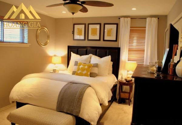 hướng dẫn cách lựa chọn ánh sáng đèn led âm trần cho phòng ngủ