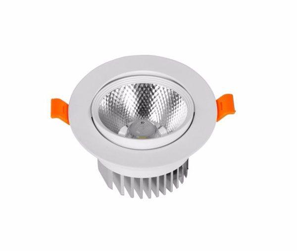 Các loại đèn led âm trần - đèn led spotlight âm trần