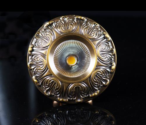 Đèn led âm trần cổ điển Standard 2019