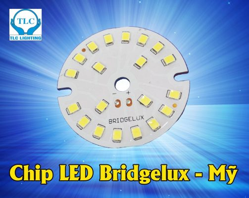 Chip led cao cấp của Mỹ - Chip led Bridgelux