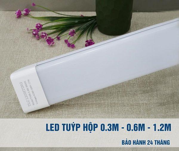 Đèn tuýp led hộp S8 0,3m - 0,6m - 1,2m