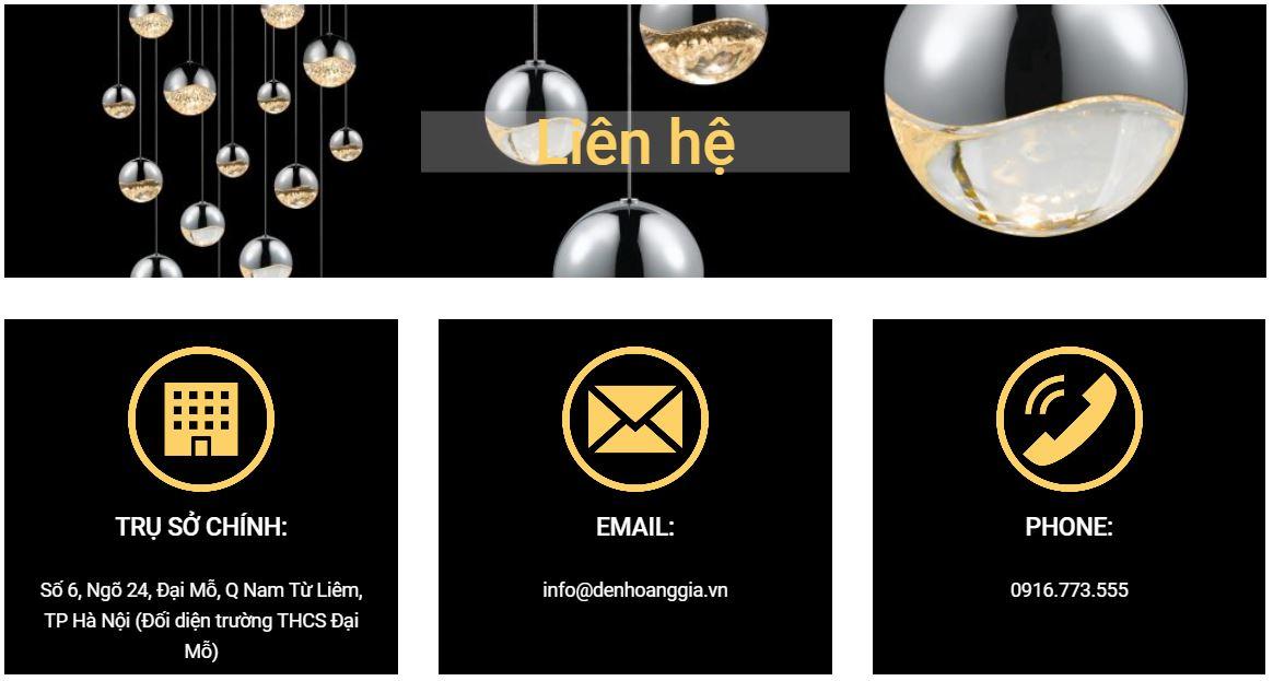 Liên hệ mua đèn led âm trần giá rẻ tại Hà Nội