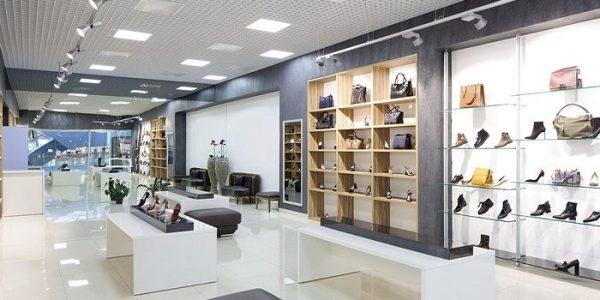 Ứng dụng của đèn led Panel trong cửa hàng bán lẻ