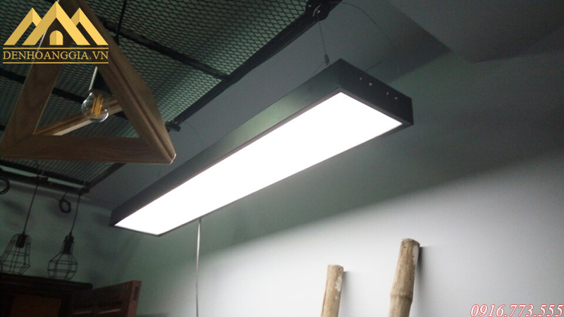 Đèn led thả văn phòng sử dụng chip led Epistar - Đài Loan