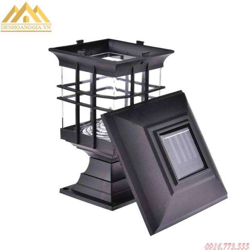 Mẫu đèn trụ cổng hiện đại