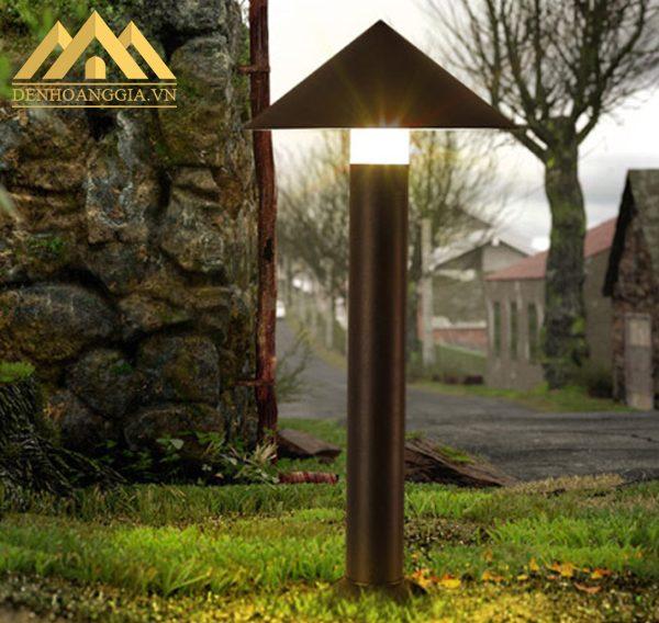 Khả năng tiết kiệm điện năng của đèn trụ sân vườn cao gấp 2 -3 lần so với bóng đèn thông thường
